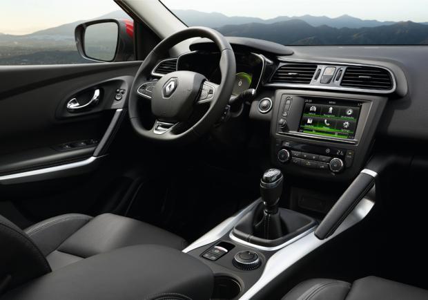 Foto Renault Kadjar interni