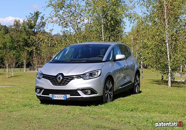 Renault Scénic 1.5 dCi Hybrid Assist 4