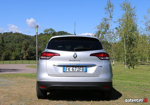 Renault Scénic 1.5 dCi Hybrid Assist 7