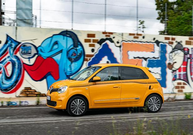 Renault Twingo 2019 test drive
