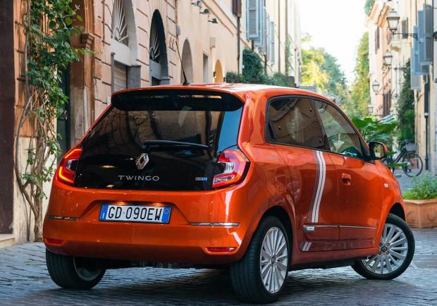 Renault Twingo Electric, la nuova city car elettrica 03