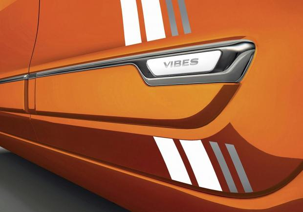 Renault, ecco la Twingo Electric Vibes Limited Edition 01