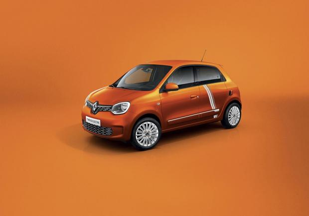 Renault, ecco la Twingo Electric Vibes Limited Edition 03