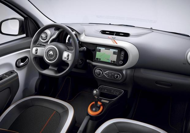 Renault, ecco la Twingo Electric Vibes Limited Edition 04