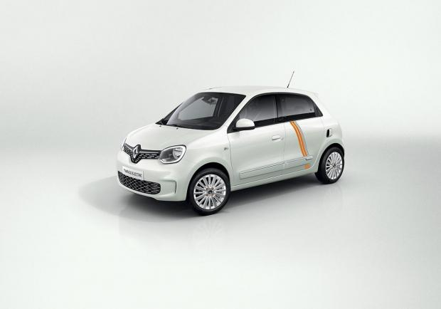Renault, ecco la Twingo Electric Vibes Limited Edition 05