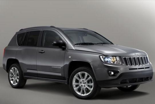 Salone di Parigi 2012 Jeep Compass Overland