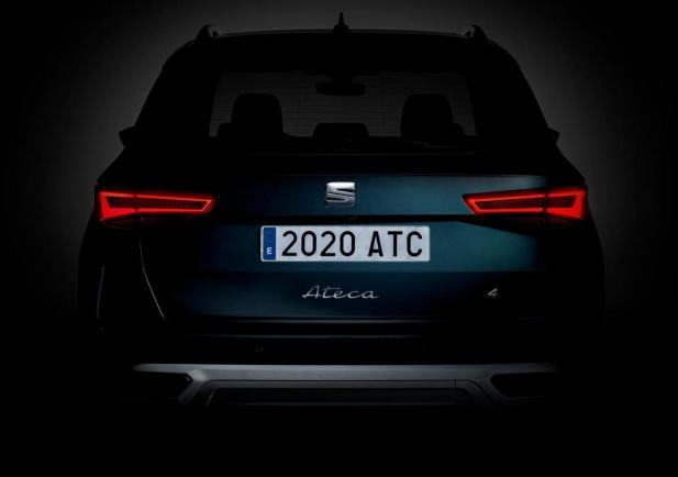 Seat Ateca Restyling 2020
