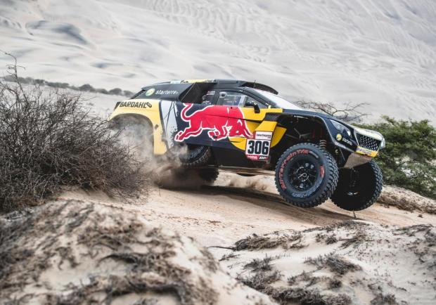 foto s bastien loeb dakar 2019 2 patentati. Black Bedroom Furniture Sets. Home Design Ideas