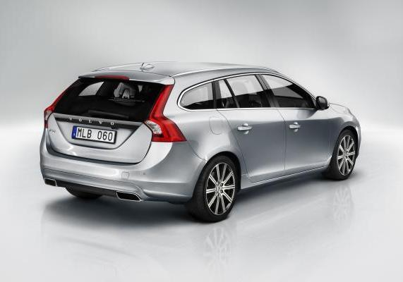 Sistema Active High Beam Control su Volvo V60