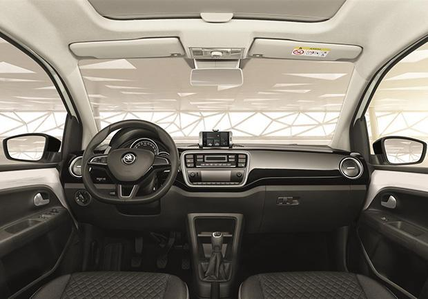 Skoda Citigo Design Edition interni