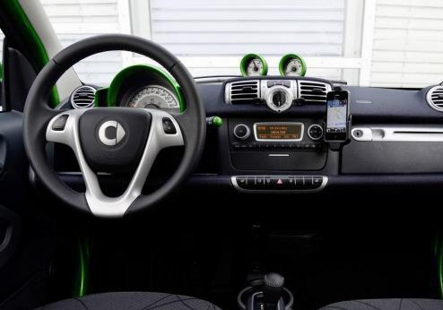 Smart Electric Drive interni