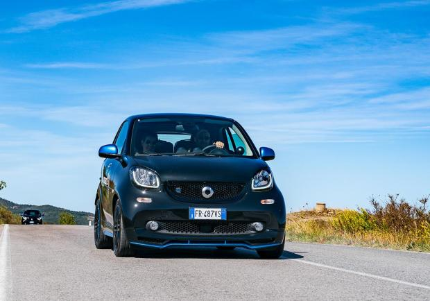 Smart EQ Fortwo immagine