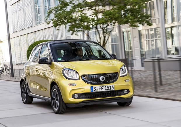 Smart Forfour 70 Twinamic