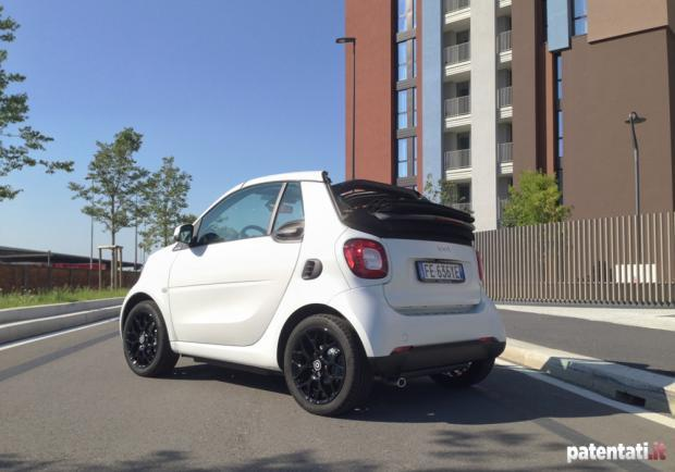 Smart Fortwo Cabrio Turbo Brabus Tailor Made 2