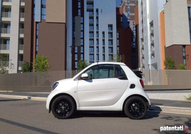 Smart Fortwo Cabrio Turbo Brabus Tailor Made 3