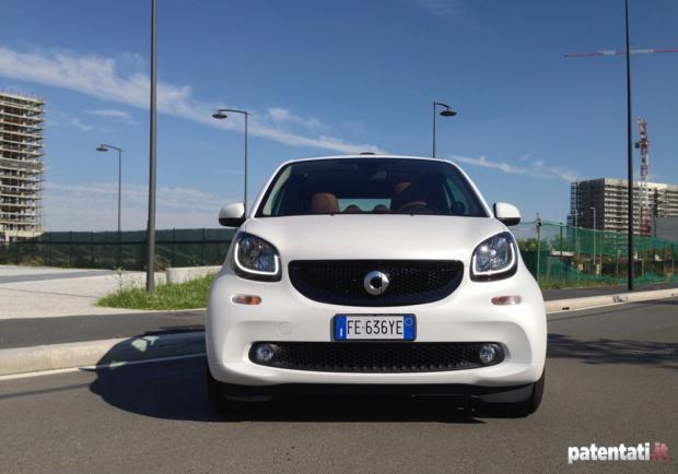 Smart Fortwo Cabrio Turbo Brabus Tailor Made 9