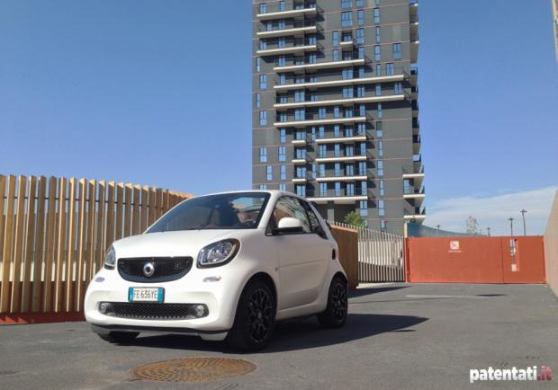 Smart Fortwo Cabrio Turbo Brabus Tailor Made