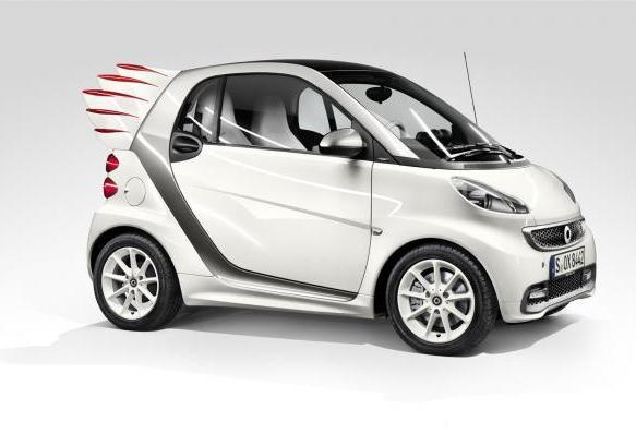 Smart Fortwo forjeremy profilo