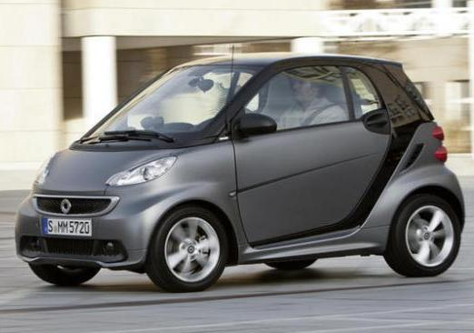 Smart Fortwo restyiling 2012 4