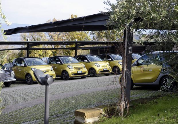 Smart Fortwo Turbo Twinamic 7