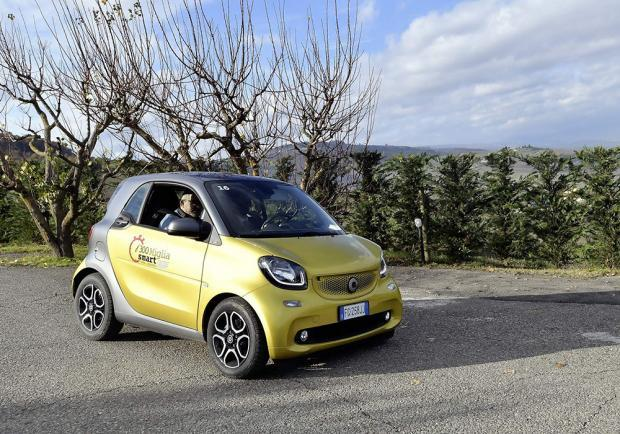 Smart Fortwo Turbo Twinamic 9