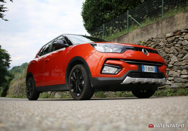 Ssangyong Tivoli 1.6 XDi Juice Orange pop
