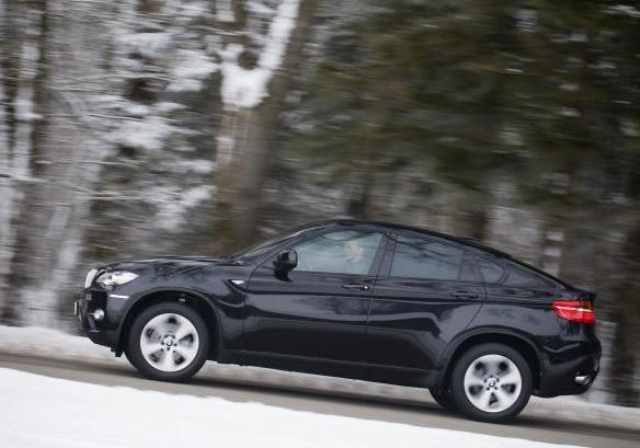 Superbollo 2012 BMW X6