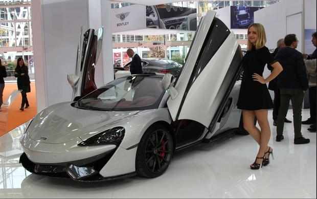 Foto supercar a bologna fiere 2017 patentati for Fiera edilizia bologna 2017