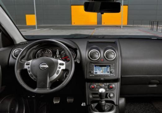 Suv Nissan Qashqai interni