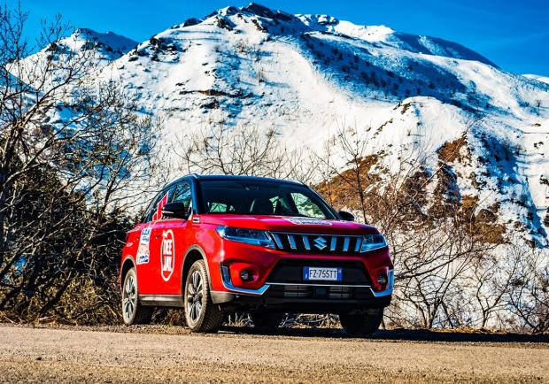 Suzuki 4x4 Hybrid Vertical Winter Tour, weekend a Livigno 06