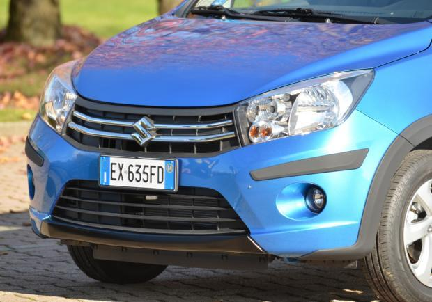 Suzuki Celerio con City Pack