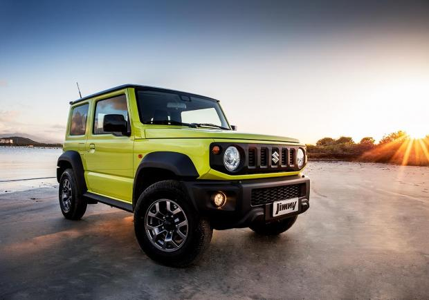 Suzuki Jimny finalista del World Urban Car e World Car Design 05