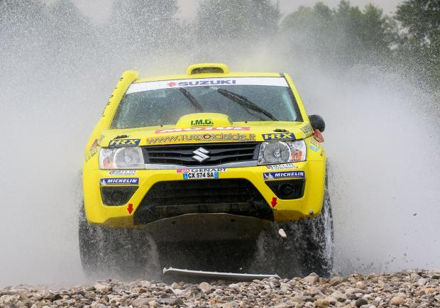 Suzuki, successi nel Cross Country Mondiale e Italiano 02