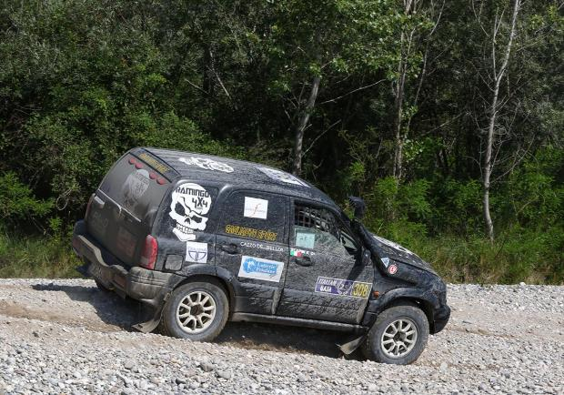 Suzuki, successi nel Cross Country Mondiale e Italiano 03