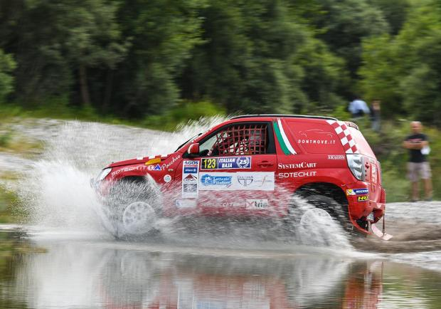 Suzuki, successi nel Cross Country Mondiale e Italiano 04