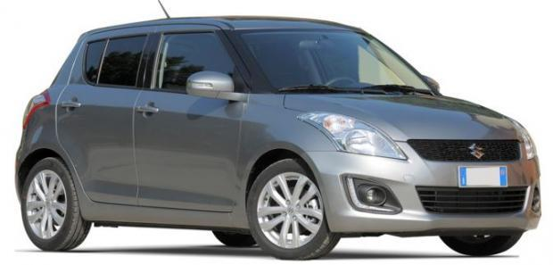Suzuki Swift 2014 per neopatentati