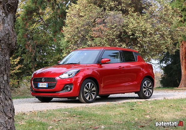 Suzuki Swift 1.0 Boosterjet Hybrid S 3