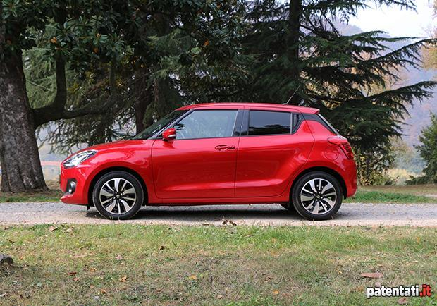 Suzuki Swift 1.0 Boosterjet Hybrid S 6