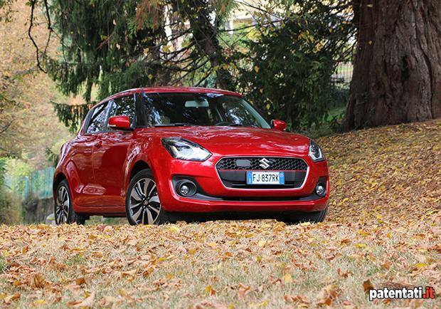 Suzuki Swift 1.0 Boosterjet Hybrid S