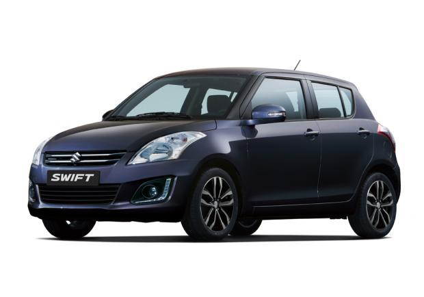 Suzuki Swift POSH Edition tre quarti anteriore