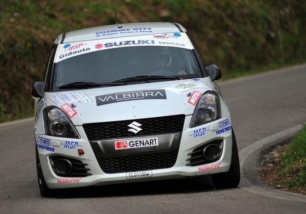 Suzuki Swift Rally 1