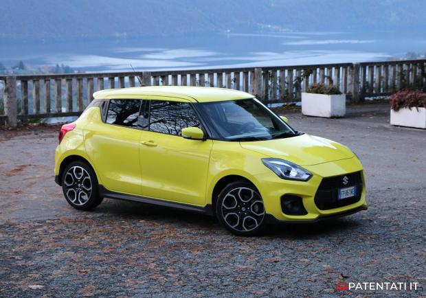 Suzuki Swift Sport foto