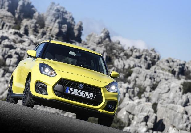 Suzuki Swift Sport, piccola ma cattiva 01