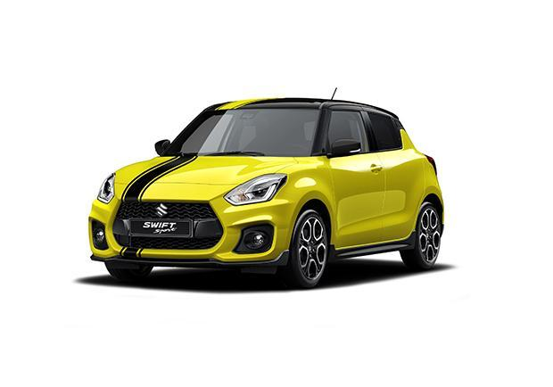 Suzuki Swift Sport, speciale BeeRacing 01