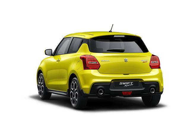 Suzuki Swift Sport, speciale BeeRacing 02