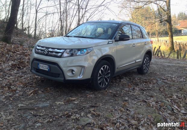 Suzuki Vitara 1.6 DDiS 4WD DCT