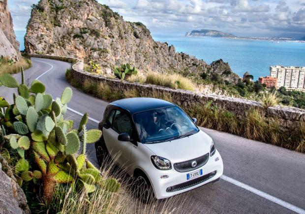 Test drive Smart Fortwo 70 automatic