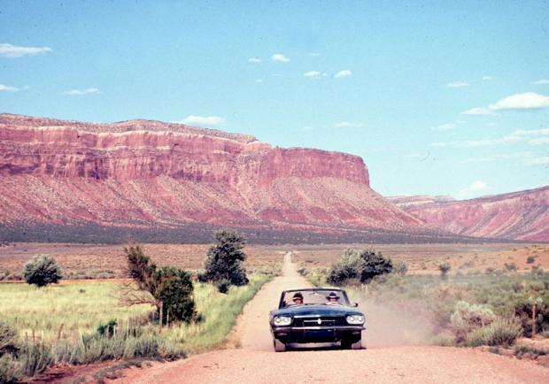 Thelma e Louise road movie