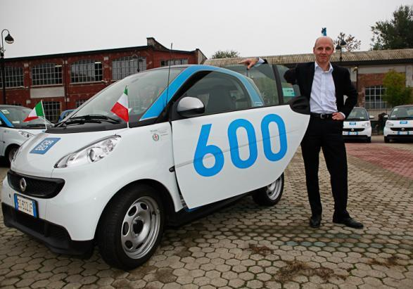 Thomas Beermann CEO car2go Europa
