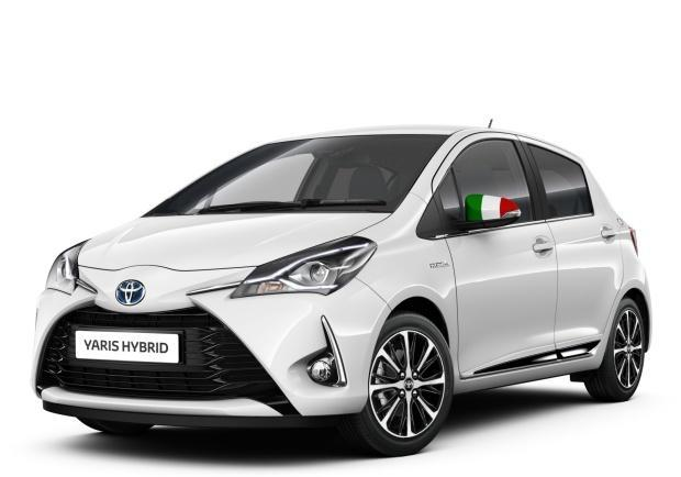 Toyota Yaris Hybrid Team
